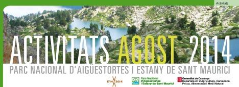 activitats parc agost 2014