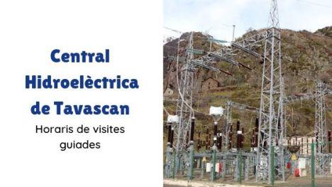 Central Hidroelèctrica de Tavascan